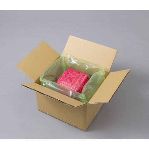 PRO PAK'R用フィルム CELL-Oクッション8×8 梱包例