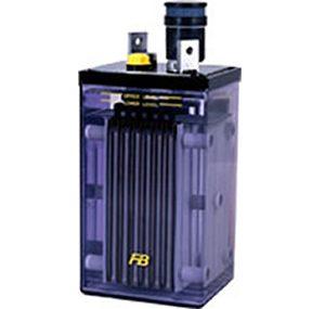 ベント据置鉛蓄電池CS-(E)形(クラッド式)