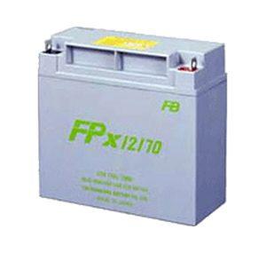 小形制御弁式鉛蓄電池FPXシリーズ