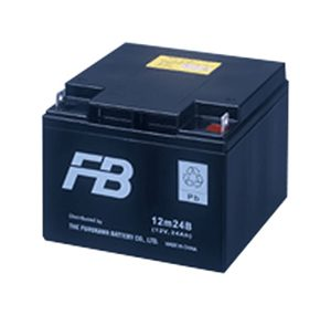 小形制御弁式鉛蓄電池mシリーズ