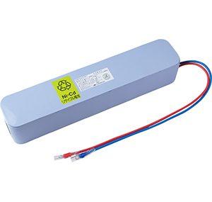防災設備用直流電源装置内蔵電池(認定品)