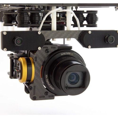 PF-Mini-GPS 撮影・建物・インフラ点検ドローン 搭載カメラ