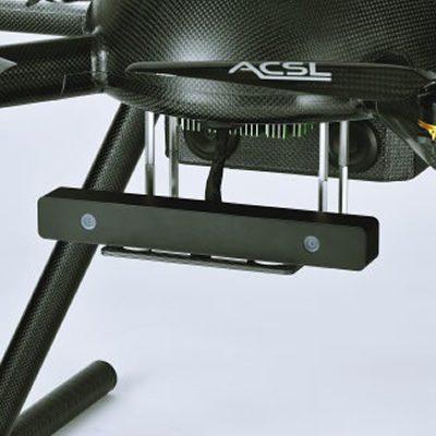 PF2-Vision 建物・インフラ点検ドローン 画像処理用Stereo Camera