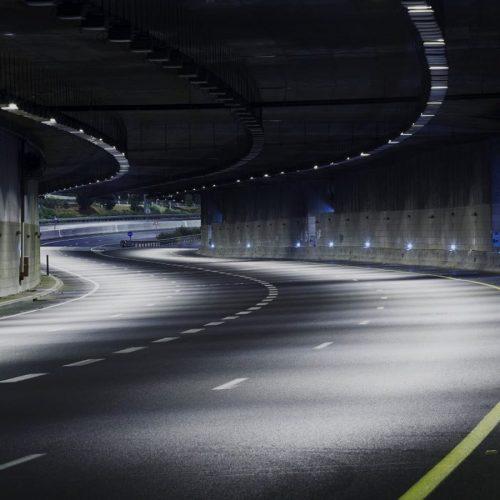 PF2-Vision 建物・インフラ点検ドローン 非GPS環境の例