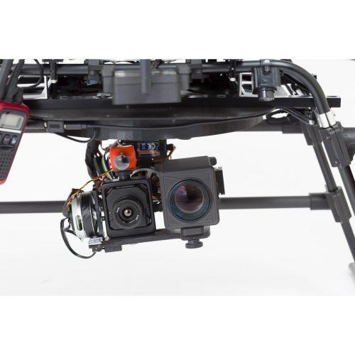 カメラ等機能搭載部分