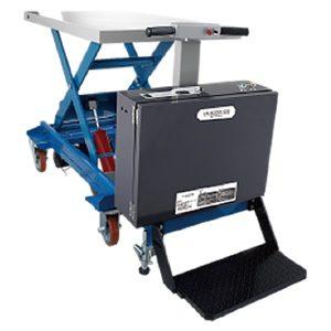 ダンディリフト 1,000kg 電動油圧式リフト台車 ML1000-02