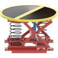 パレットレベラー ターンテーブル付スプリング式レベラー PAL-360を表示する