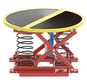 パレットレベラー ターンテーブル付スプリング式レベラー PAL-360