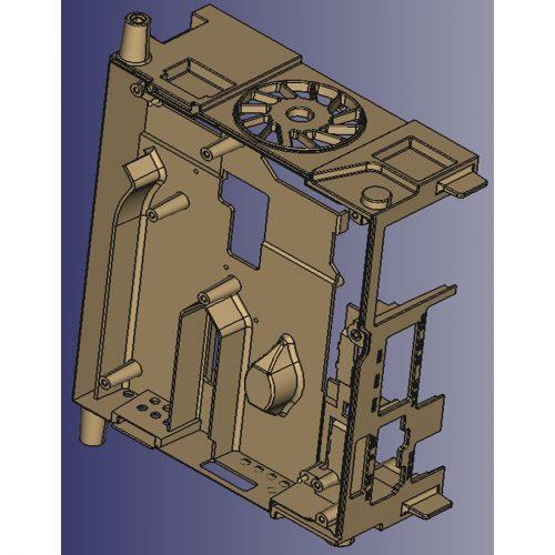 小型汎用マシニングセンター H330 適合ワークイメージ2
