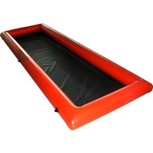 緊急災害時用テント シャワー用プール(長方形)DAP4128