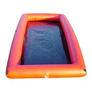 緊急災害時用テント シャワー用プール(長方形)DAP448
