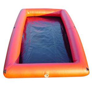 緊急災害時用テント シャワー用プール(長方形)DAP488