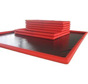 緊急災害時用テント シャワー用プール(長方形)DAP22428