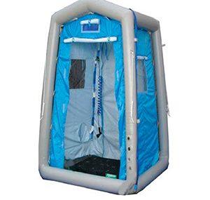 緊急災害時用テント 除染シャワーシステム DAT2020S