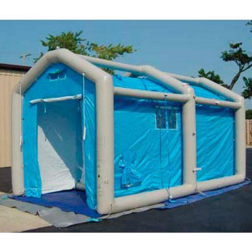 緊急災害時用テント 除染シャワーシステム DAT2525S