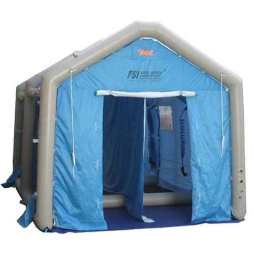 緊急災害時用テント 除染シャワーシステム DAT3535S