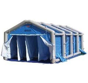 緊急災害時用テント 除染シャワーシステム DAT4070S