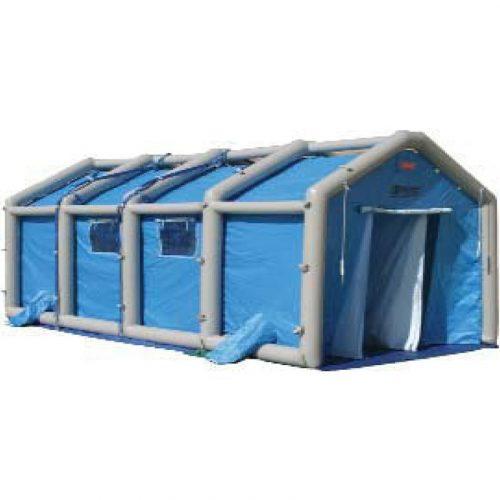 緊急災害時用テント 除染シャワーシステム DAT4099S