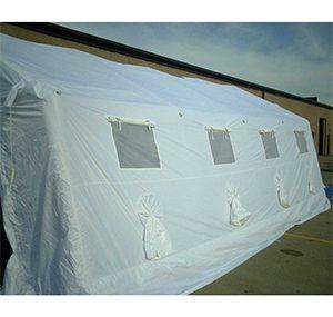 緊急災害時用テント 隔離タイプ DAT5672-IS