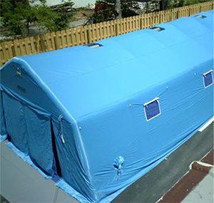緊急災害時用テント 標準タイプ DAT6012