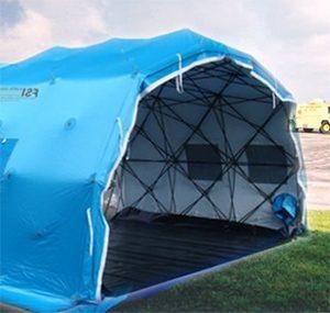 緊急災害時用テント クイックエレクトタイプ DATQE1327