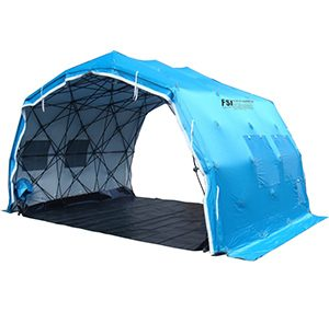 緊急災害時用テント クイックエレクトタイプ DATQE1310