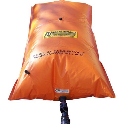 緊急災害時用テント 汚水用袋状タンクF-HD300BT 1200リットル
