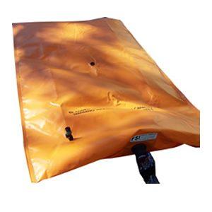緊急災害時用テント 汚水用袋状タンクF-HD600BT 2400リットル