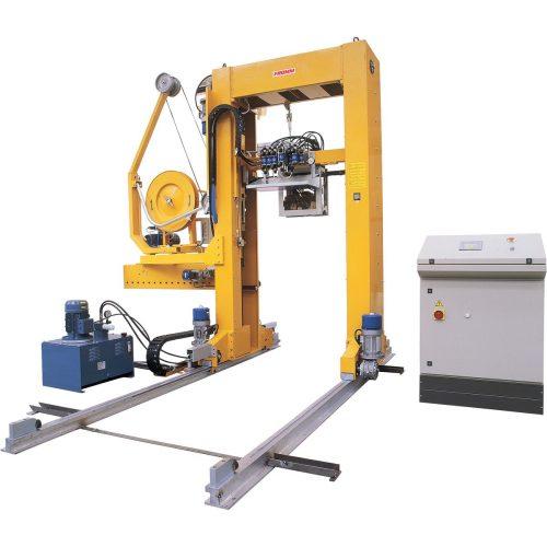 帯鉄自動結束装置 AM100型