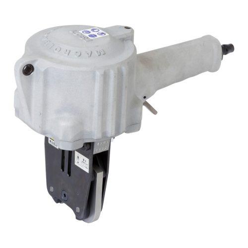 帯鉄用空圧式シーラー MACROLEAGUE PS21(シングルアップノッチタイプ)