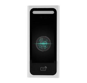 顔認証アクセス制御機 7インチ ICカード対応